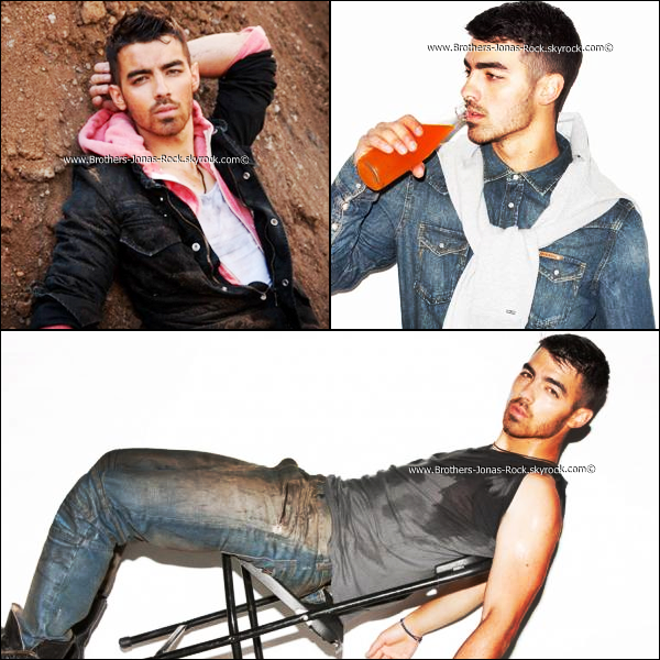 . Photoshoot de Joe réalisé par Lee Clower pour le New York Times.  .