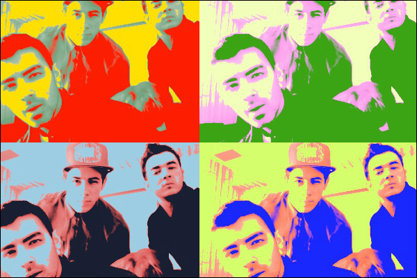 """.   Préparation du 5e album des JB - Joe vient de poster une photo des trois frères avec le message suivant:""""#JB2012""""  ."""