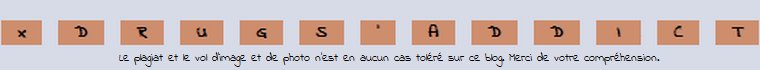 xDrugs'Addict : Chapitre 3.