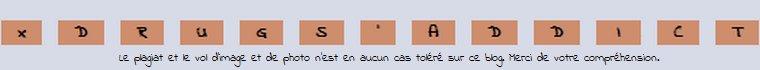 xDrugs'Addict : Chapitre 4.
