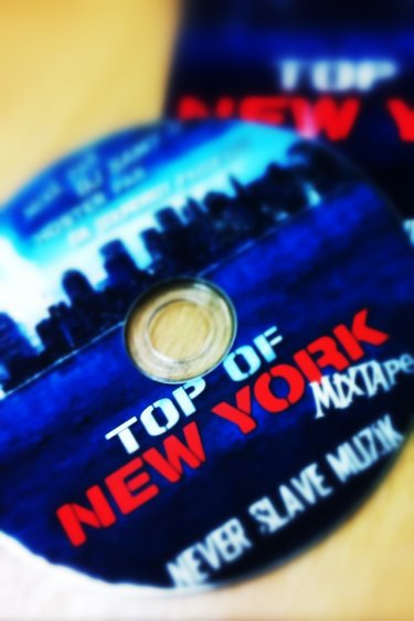 "MIXTAPE """"TOP OF NEW YORK """" NEVER SLAVE MUZIK"