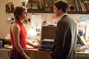 "Premières images "" The Perks of Being a Wallflower """