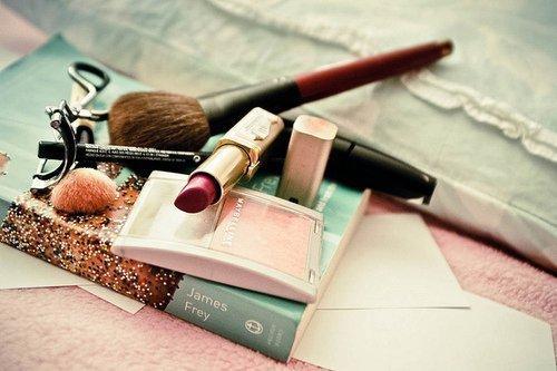 Maquillage : Mon maquillage du matin ♥.