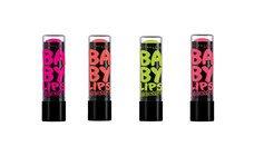 ⎈ Revue : Les baby lips electro de Gemey Mabelline. ⎈