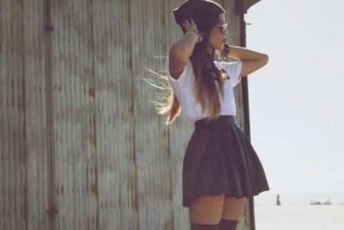 ⋇ Mode : Comment s'habiller quand on est petite. ⋇