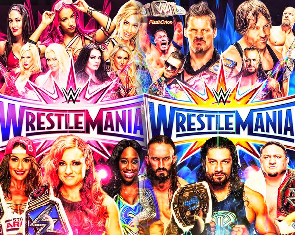 Wrestlemania 2017