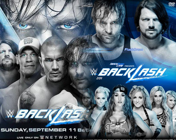 BackLash 2017