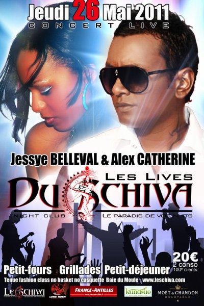 Jeudi 26 mai en Live avec Alex Catherine !!