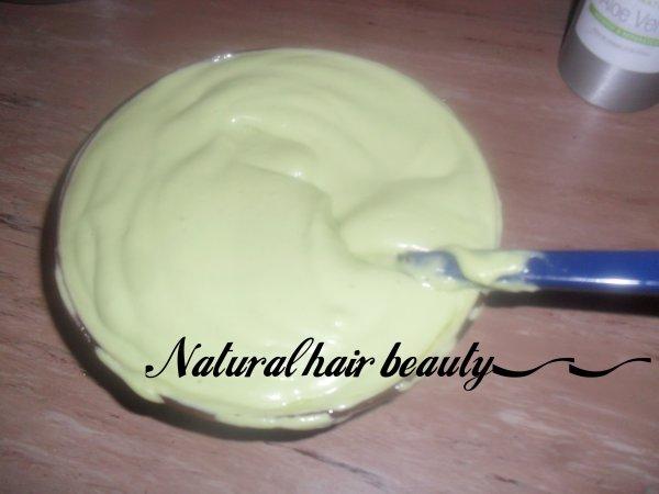 Soiiin Faciile pour Cheveux crépus (l)