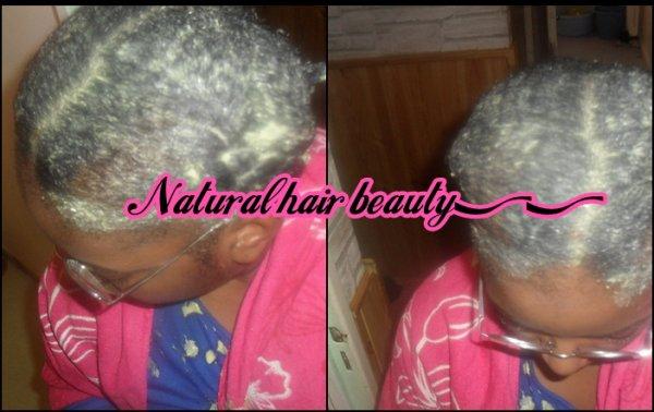 Suiiiiiiiiiiiiiiiite de l'article : Soin facile pour cheveux crépus sec  (l)