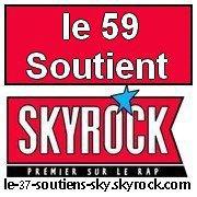 le 59 soutient sky