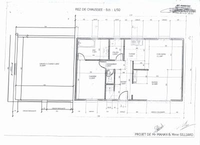 Plan interieur de notre maison construction avec mikit for Plan interieur de maison