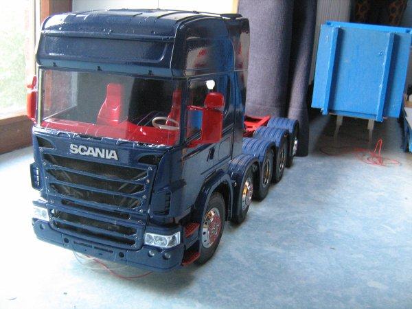 scania 10x4