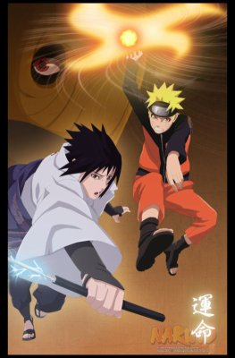 Sasuke naruto demon renard ac son rasen shuriken rouge tobi uchiha madra blog de naruto - Demon de sasuke ...