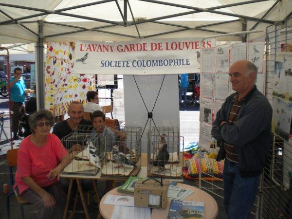 Forum des associations de la ville de Louviers