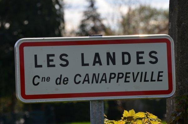Canappeville pour Hazebrouck , UCLM.......