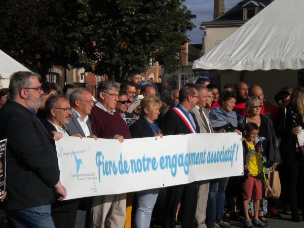 FORUM des Associations LOUVIERS