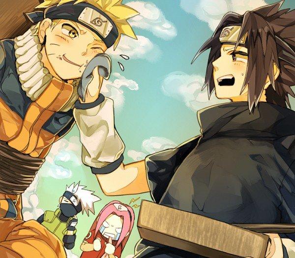 Naruto & Naruto Shippuden, ou comment un reclus devient célèbre ! 7/10