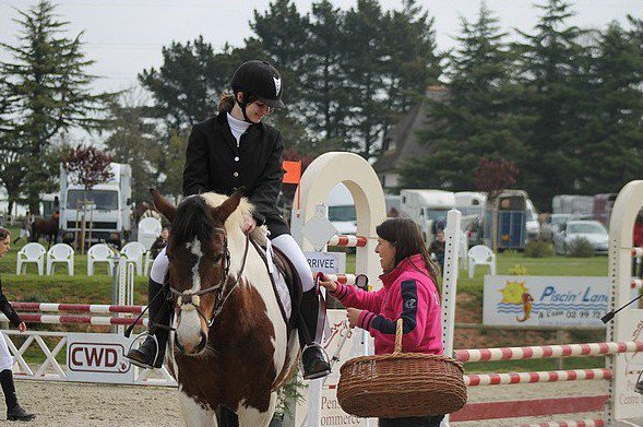 *Concours CSO 08 avril 2012 *