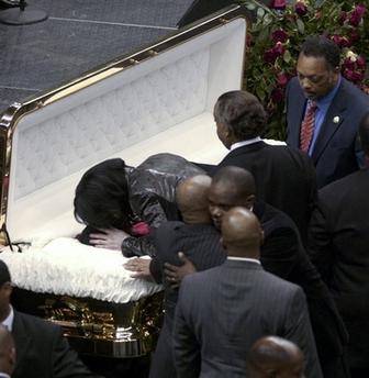 Funérailles de James Brown
