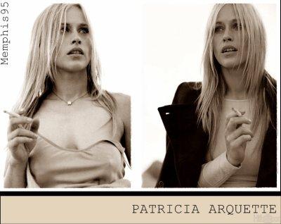 CREA PATRICIA ARQUETTE