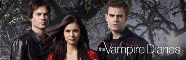 SERIE : The Vampire Diaries