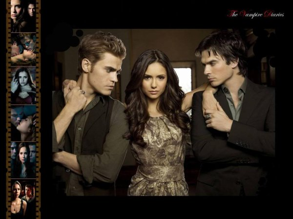 CREA THE VAMPIRE DIARIES