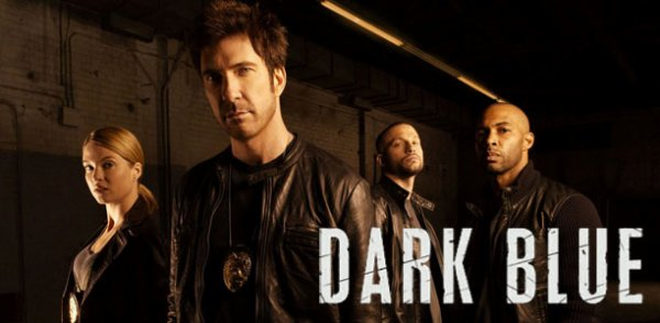 Serie : DARK BLUE - Unité Infiltrée