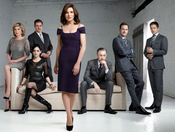 Série : THE GOOD WIFE