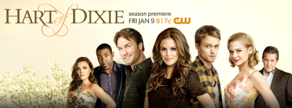 Serie :  HART OF DIXIE