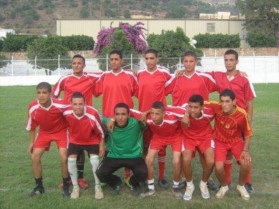l'équipe finaliste de tournoi de l'été..
