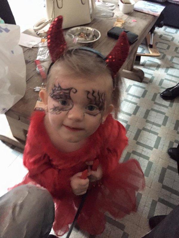 ma fille eleana