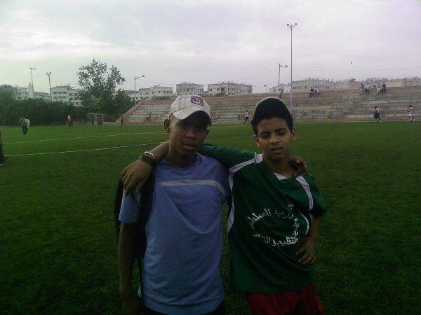 Hicham Benrousse ( kazoum)  + mahmoudi