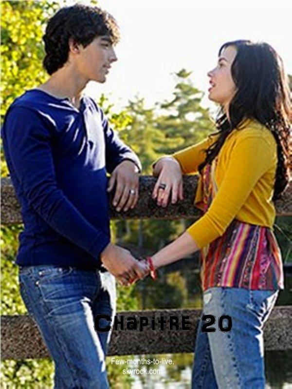 """Chapter 20 « Je t'aime Demi, à tout jamais  »     """" Demi I love you forever """""""