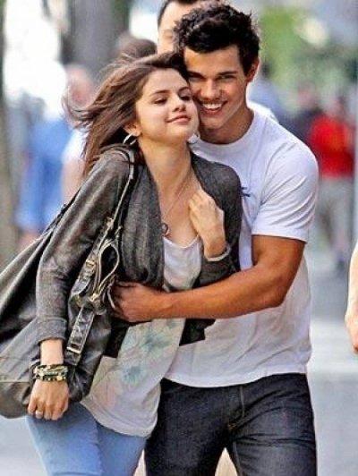 Des rumeurs sur Selena te le beau Taylor LAUtner !!