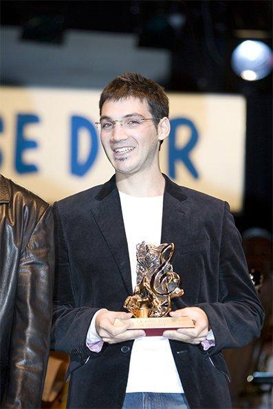 "Joseph-Emmanuel Biscardi   (( ""La Rose d'Or 2008""  ))"