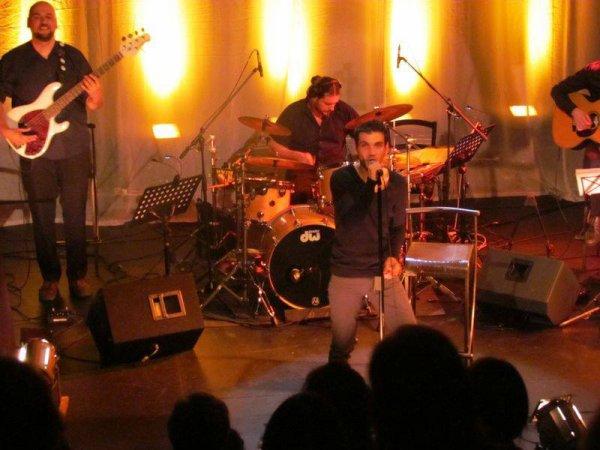 Hello les amis, voici une première photo souvenir des concerts à Liège…