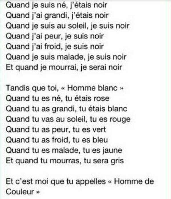 Poème De Leopold Sedar Senghor Smileywhite