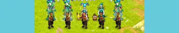 Dofus Emeraude , plus que 2 bandits !