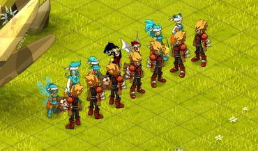Les bandits de cania fini !