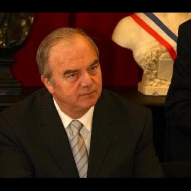 Alain BERTEAUX, ancien maire de Fourmies