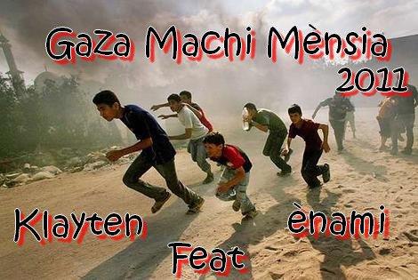 Kahf El Under / Klayten Feat Enami ( Ghaza Machi Mensia ) 2o11 (2011)