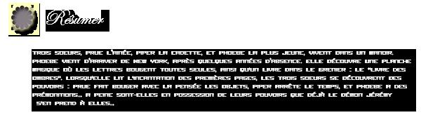 # Article 3 .Episode 1 ; Le Livre Des Ombres .