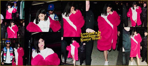 .On fait un petit zoom sur les dernières news concernant, la belle et sulfureuse - Kylie Jenner  + La semaine de la Fashion Week n'est pas de tout repos pour Ky' + La belle en profite pour promouvoir ses derniers lipkits de St Valentin! .