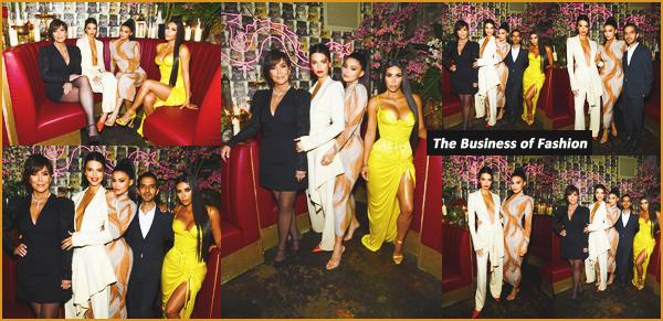 .08 Mai 2018 •• Kylie, Kendall, Kris & Kim étaient présente a un Gala sur la mode à New-York Le thème de la soirée était les imprimés et l'âge de l'influence. Je n'aime pas cette robe de Kylie elle fait vieux je trouve... Des avis?