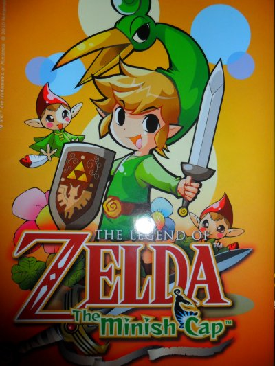 Manga The Minish Cap (résumé incitatif + critique)