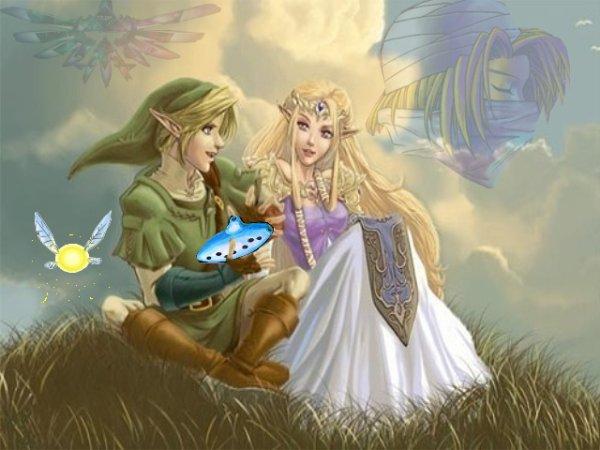 Sondage : préférez-vous Link ou Zelda ?
