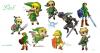Interview de quatre fans de Zelda.