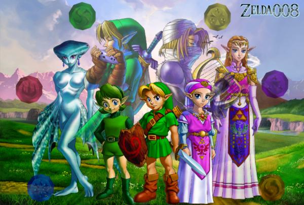 Forum : jeu de rôles : situation n°2 : Ocarina of Time