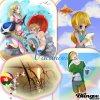 """Galerie de dessins, de BD et de montages sur le thème """"The Legend of Zelda en vacances"""" !"""
